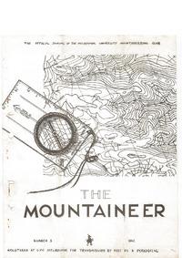 June 1962 Mountaineer