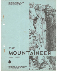 March 1963 Mountaineer