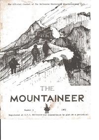 June 1963 Mountaineer