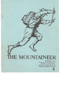 March 1964 Mountaineer