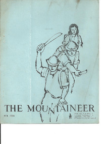 August 1964 Mountaineer