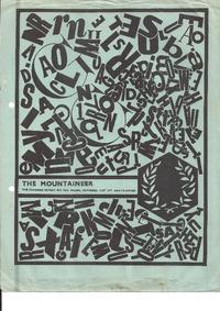 November 1965 Mountaineer