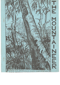 March 1967 Mountaineer