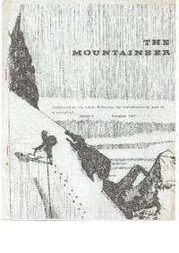 December 1967 Mountaineer