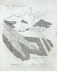 May 1969 Mountaineer