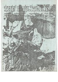 October 1969 Mountaineer