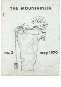 April 1970 Mountaineer