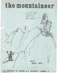 April 1971 Mountaineer