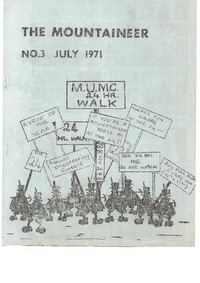 July 1971 Mountaineer