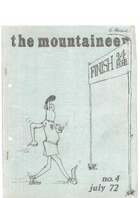July 1972 Mountaineer