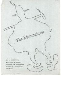 January 1973 Mountaineer