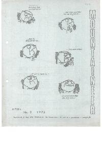 April 1973 Mountaineer