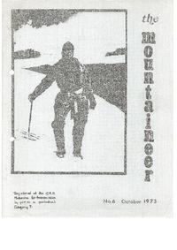 October 1973 Mountaineer