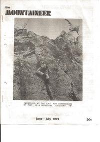 June 1974 Mountaineer