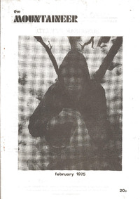 February 1975 Mountaineer