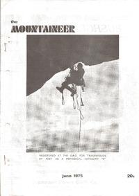 June 1975 Mountaineer