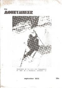 September 1975 Mountaineer