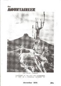 January 1976 Mountaineer