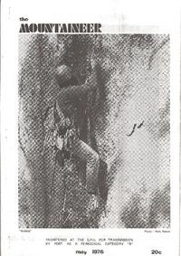 May 1976 Mountaineer