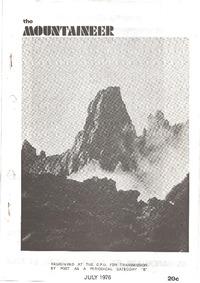 July 1976 Mountaineer