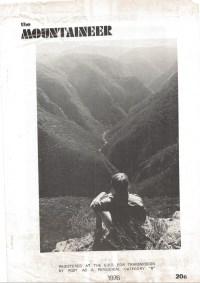December 1976 Mountaineer
