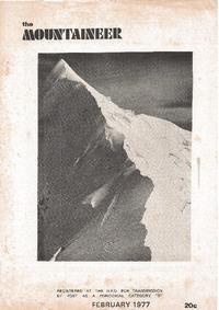 February 1977 Mountaineer