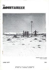 June 1977 Mountaineer