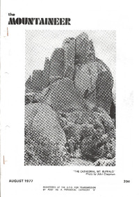 August 1977 Mountaineer