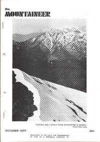 October 1977 Mountaineer