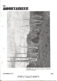 February 1978 Mountaineer