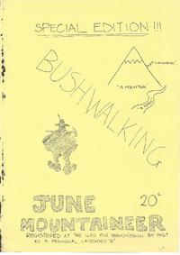 June 1980 Mountaineer