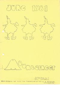 June 1981 Mountaineer