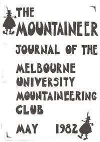 April 1982 Mountaineer