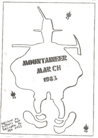 March 1983 Mountaineer