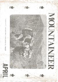April 1983 Mountaineer