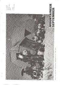 September 1983 Mountaineer