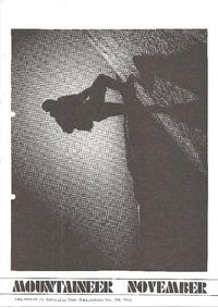 November 1983 Mountaineer