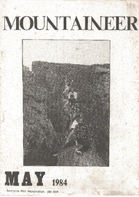 May 1984 Mountaineer
