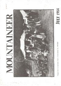 July 1984 Mountaineer