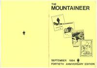 September 1984 Mountaineer