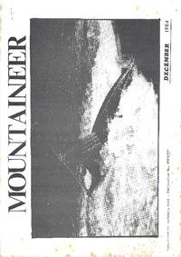 December 1984 Mountaineer