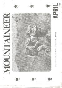 April 1985 Mountaineer
