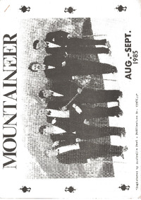 August 1985 Mountaineer