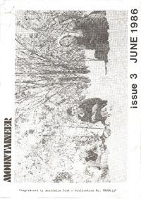 June 1986 Mountaineer