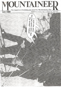 June 1988 Mountaineer