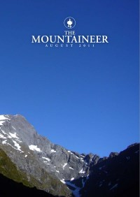 August 2011 Mountaineer